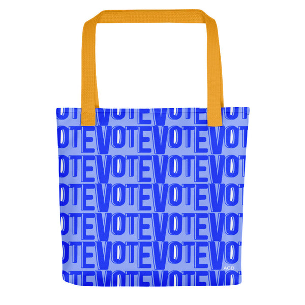 Vote Blue Tote bag