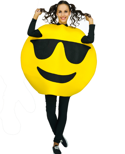 Cool Emoji Halloween Costume