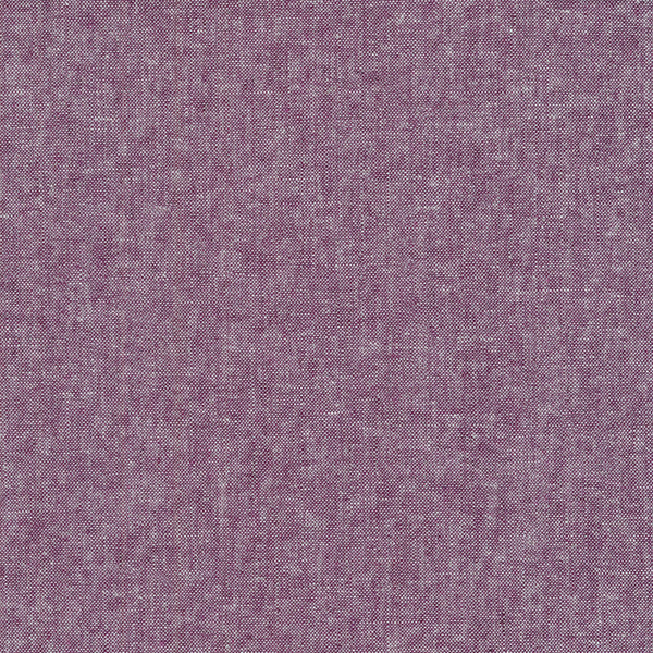Essex Yarn Dyed Linen by Robert Kaufman in Eggplant