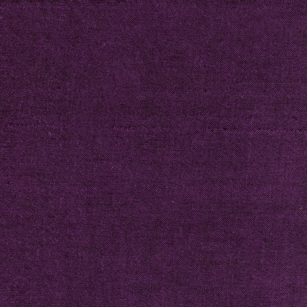 "108"" Wide Peppered Cotton By Studio E  Aubergine 34x by the HALF yard"