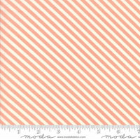 Handmade Candy Stripe in PInk by Bonnie and Camille for Moda