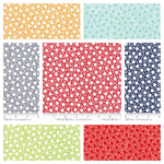 Fat Quarter bundle of The Good Life Carefree Print by Bonnie and Camille for Moda 55156