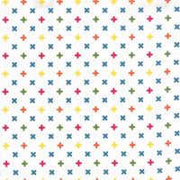 Best Day Ever Geometric Math Nerd in Multi by Prairie Grass Patterns for Moda by the HALF yard, 24014 11