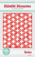 Swiss Paper Quilt Pattern by Camille Roskelley of Thimble Blossoms