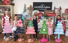 "12/16/17 4-7pm  ""Elf of a Time"" Kids Tree Workshop"