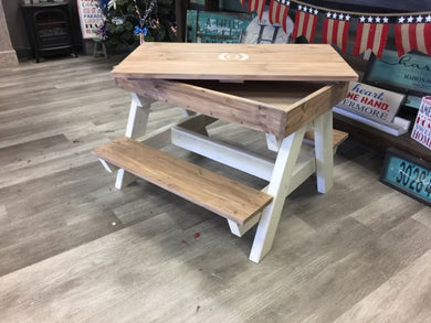 11/23/2019 (6 pm) Kid's Picnic Table/ Sandbox!