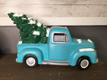 Ceramic Truck with Tree TO-GO