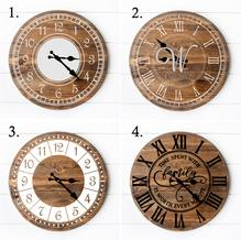3/13/2020 (6:30) Rustic Clock Workshop!!!