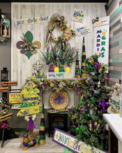 Mardi Gras Themed Projects