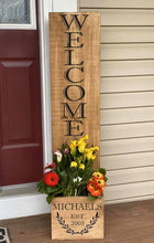 PORCH PLANK PLANTER