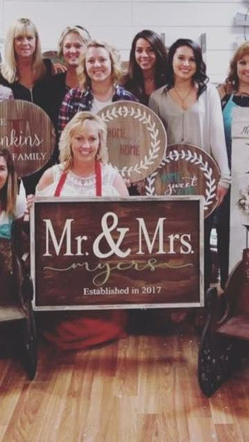 01/21/2018 (2:30PM) Mr & Mrs. Sign Workshop (Largo,FL)