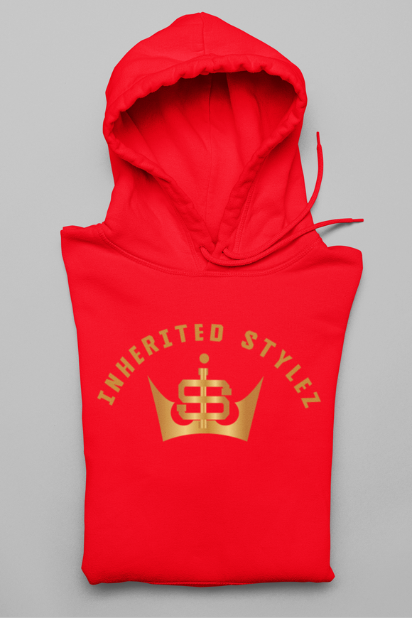 Inherited Stylez Crown Hoodie