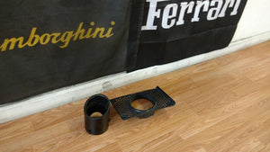 LAMBORGHINI GALLARDO DRIVER LEFT SIDE EXHAUST MUFFLER TIP OEM 400807675