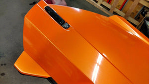 LAMBORGHINI GALLARDO LP560 LP570 SPYDER DRIVER LEFT SIDE DOOR OEM 407831021