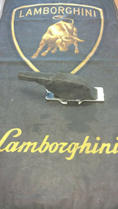 LAMBORGHINI MURCIELAGO E BRAKE HANDLE COVER BOOT OEM 418711115