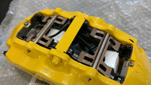 LAMBORGHINI GALLARDO LP560 LP550 LP570 FRONT LEFT BRAKE CALIPER YELLOW OEM