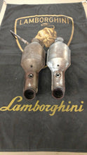LAMBORGHINI MURCIELAGO FRONT LEFT CATALYTIC CONVERTER CATALYST OEM 07M251717C
