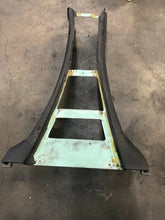 LAMBORGHINI MURCIELAGO LP640 CENTER CONSOLE TUNNEL FRAME BLACK OEM 413863242A