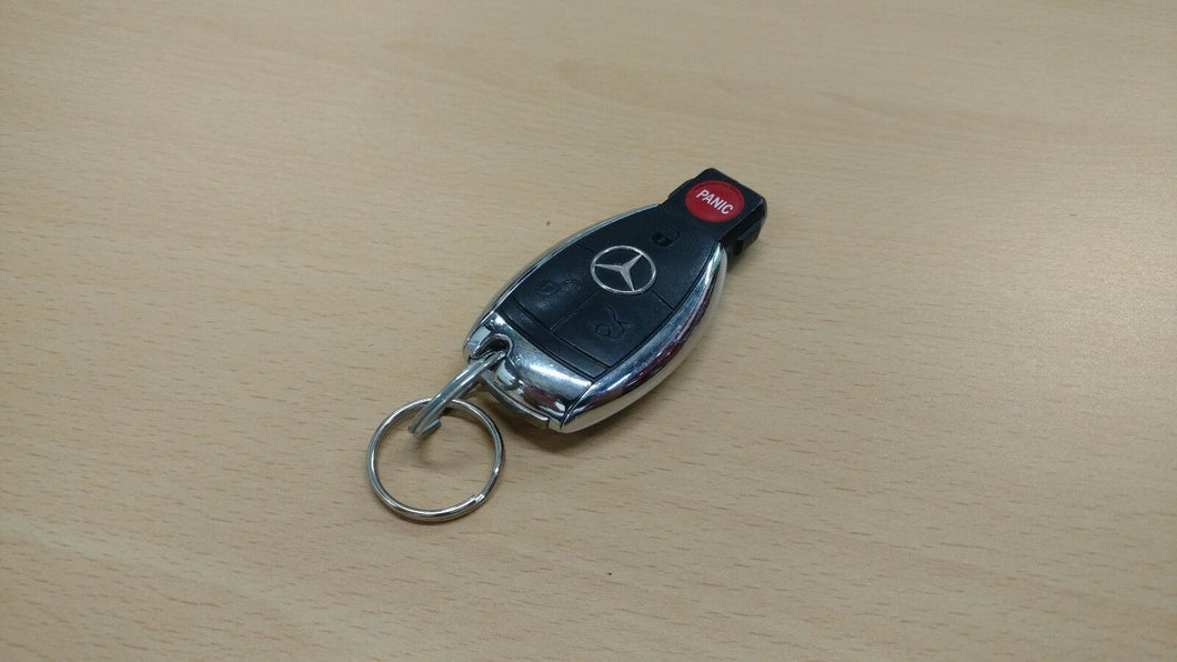 MERCEDES KEY KEY FOB WITH KEY CUT SMART KEY OEM