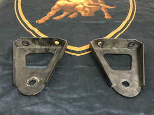 LAMBORGHINI MURCIELAGO LP640 REAR DIFFERENTIAL MOUNT PLATE SUPPORT OEM 410813297