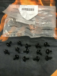 LAMBORGHINI AVENTADOR LP700 LP720 HEXALOBULAR SOCKET SCREW M5X16 OEM NEW