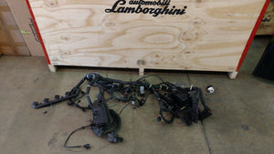LAMBORGHINI HURACAN REAR ENGINE WIRING HARNESS COMPLETE ASSEMBLY OEM 4S8971713