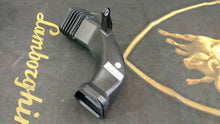 LAMBORGHINI HURACAN RIGHT PASSENGER REAR AIR INTAKE DUCT HOSE OEM