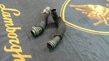 LAMBORGHINI HURACAN LP610 COOLANT HOSE PIPE LEFT AND RIGHT SET OEM 4S0121059D