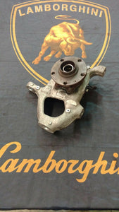 LAMBORGHINI HURACAN FRONT LEFT HUB CARRIER STEERING KNUCKLE W/ BEARING & HUB OEM