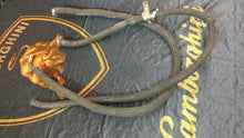 LAMBORGHINI MURCIELAGO PASSENGER RIGHT SIDE AUXILIARY WATER PUMP HOSE LINES OEM