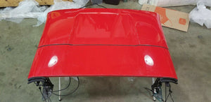 FERRARI 458 ITALIA SPIDER CONVERTIBLE ROOF HARD TOP ASSEMBLY OEM 83979500