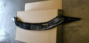 MCLAREN MP4-12C FRONT BUMPER LOWER LIP SPLITTER OEM 11A3567CP