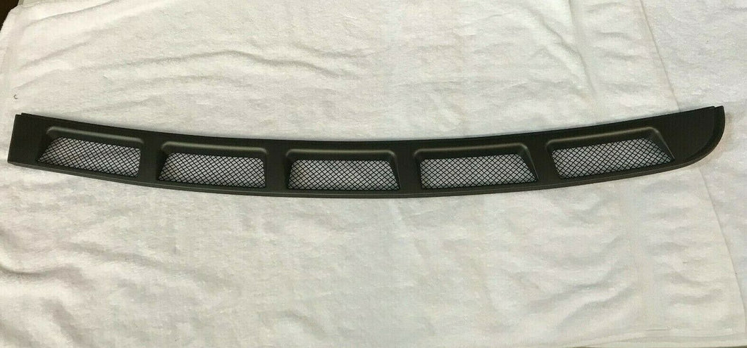 FERRARI F430 PASSENGER RIGHT SIDE ENGINE BONNET GRILL OEM 68075000
