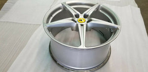 FERRARI 458 ITALIA REAR WHEEL RIM OEM 255226