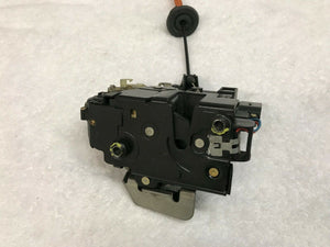LAMBORGHINI GALLARDO COUPE SPYDER DRIVER DOOR LATCH OEM 4B1837015G