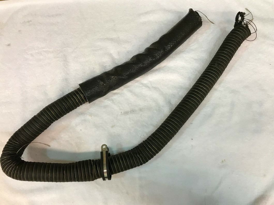LAMBORGHINI DIABLO MURCIELAGO AIR DELIVERY PIPE TO ALTERNATOR OEM 07M903667