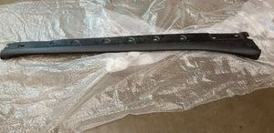 PORSCHE 911 991 CARRERA PASSENGER RIGHT SIDE ROCKER MOLDING SILL COVER OEM