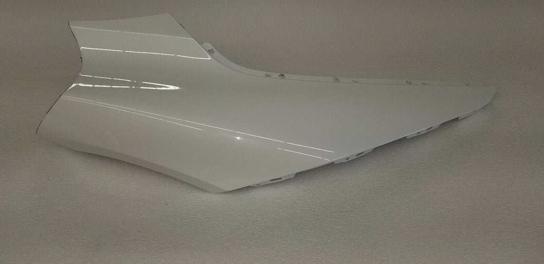 MCLAREN 720S FRONT RIGHT PASSENGER SIDE FENDER WHITE OEM 14AB881CP