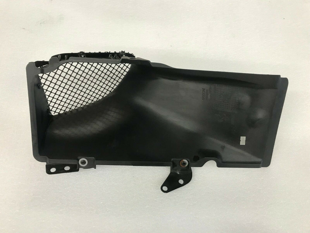 FERRARI 488 GTB SPIDER PASSENGER RIGHT INTERCOOLER AIR INLET DUCT OEM 87494000