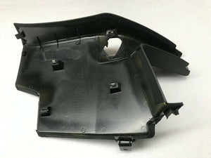 LAMBORGHINI AVENTADOR DRIVER LEFT B PILLAR TRIM PANEL LEATHER OEM 476868417A