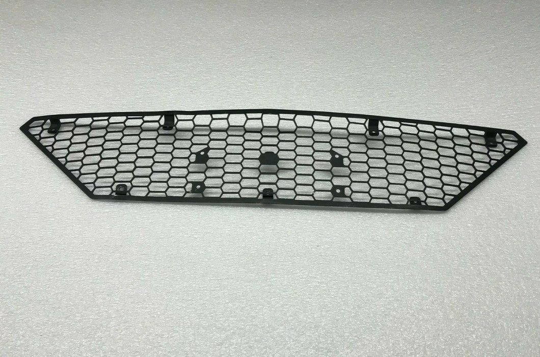 LAMBORGHINI AVENTADOR LP720 REAR BUMPER CENTER GRILL GRID OEM 470807684A