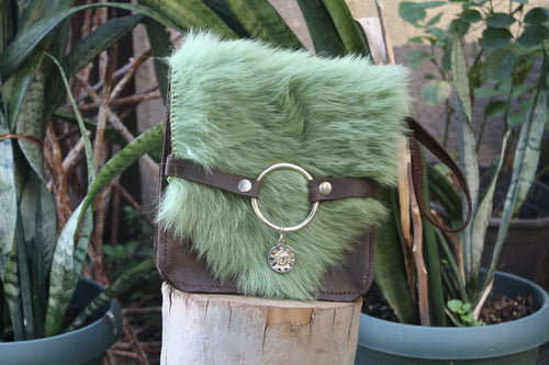 Designer Handcrafted Genuine Leather Shoulder Bag