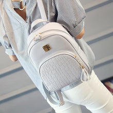 Stone Leather Backpack