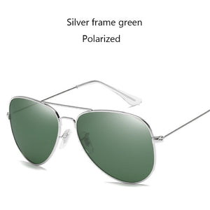 Unisex Classic Aviator Polarized Sunglasses UV400