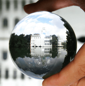Crystal Ball Lens Sphere for Photography