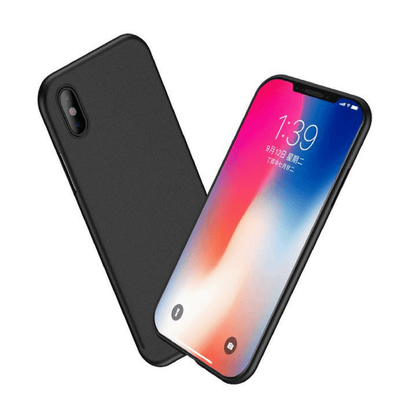 Ultra Thin iPhone X Matte Case