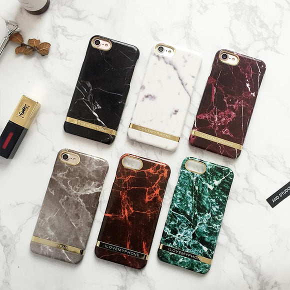 Marble iPhone Protective Case