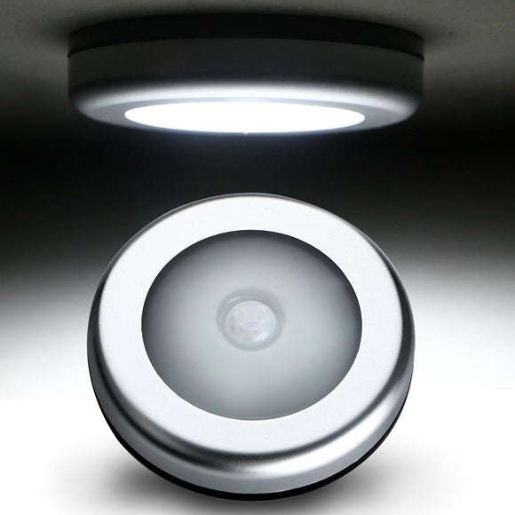 Wireless LED Motion Sensor Activated Nightlight