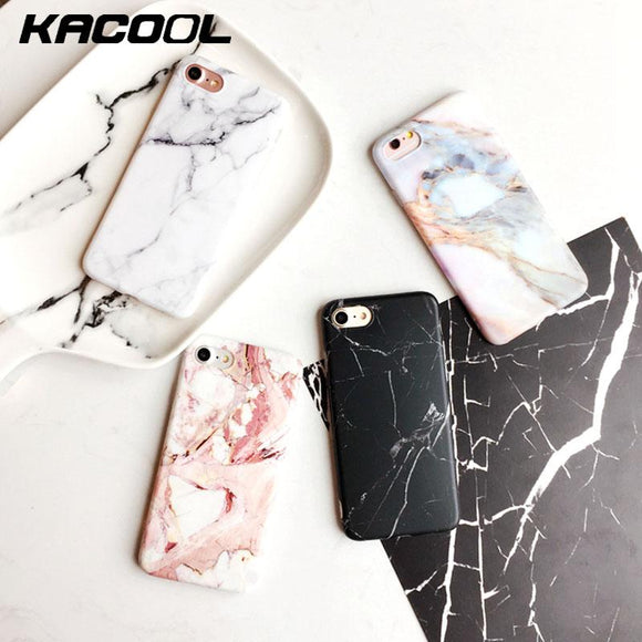 Marble Phone Case For iPhones
