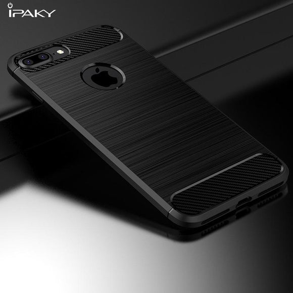 Carbon Fibre Brushed iPhone Cover
